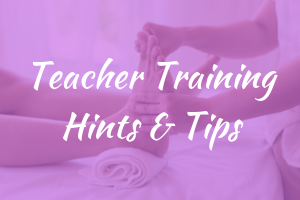 Teacher Training Hints and Tips