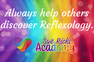 Always help others discover Reflexology