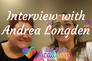 Interview with Andrea Longden