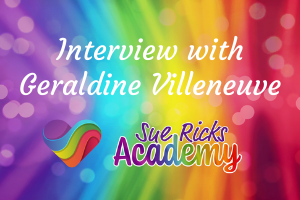 Interview with Geraldine Villeneuve