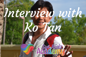 Interview with Ko Tan