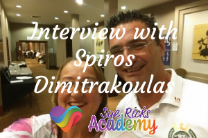 Interview with Spiros Dimitrakoulas