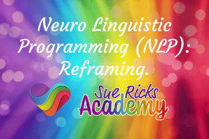 Neuro Linguistic Programming (NLP) - Reframing