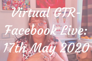 Virtual Gentle Touch Reflexology - Facebook Live: 17th May 2020
